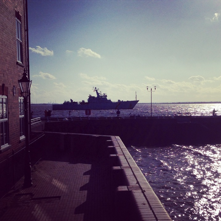 A view from Hull