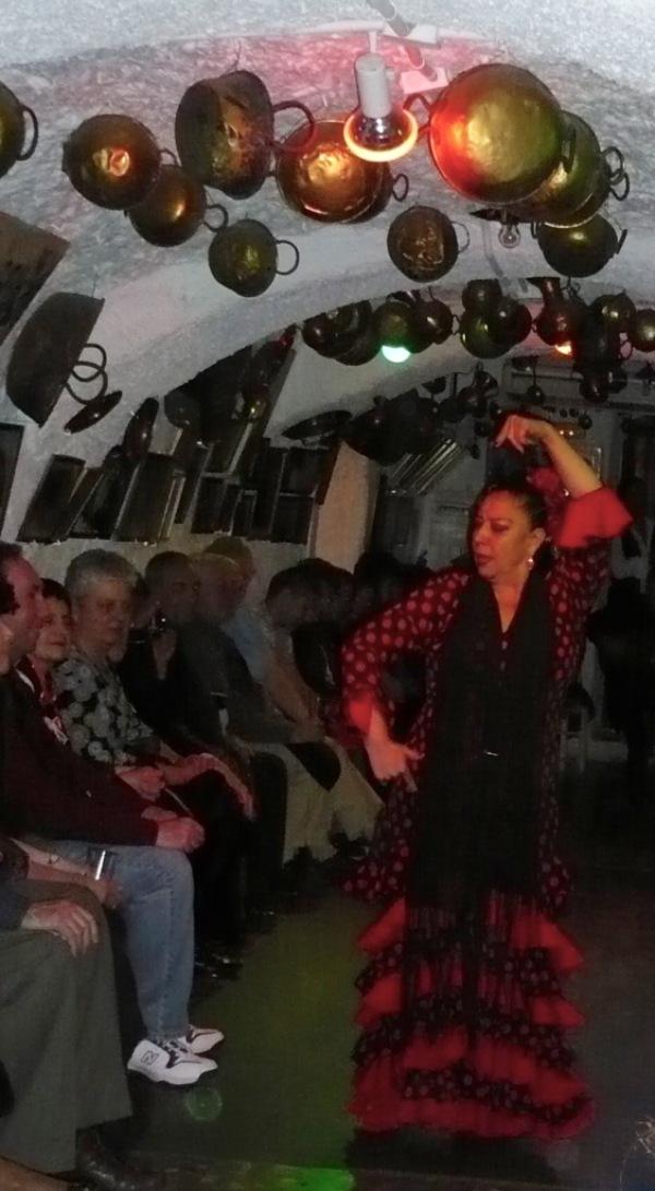 Flamenco Dancing, Granada, Study Abroad, Spain Alicante, CIEE