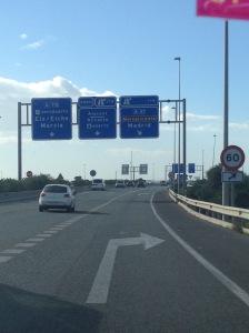Spanish Road Trip
