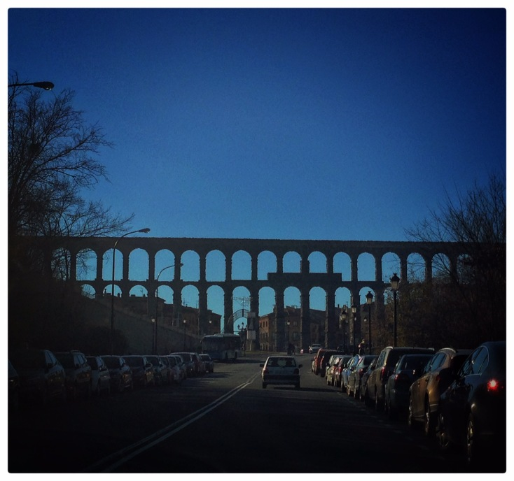 Segovia, Spain, Aqueduct, Roman, History, Europe, Ancient, City