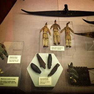 Maritime Museum inuit toys