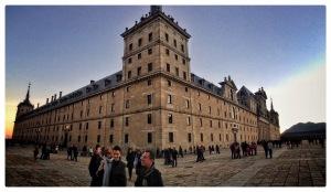 El Escorial, Madrid #Europe #Spain #Travel #Architecture