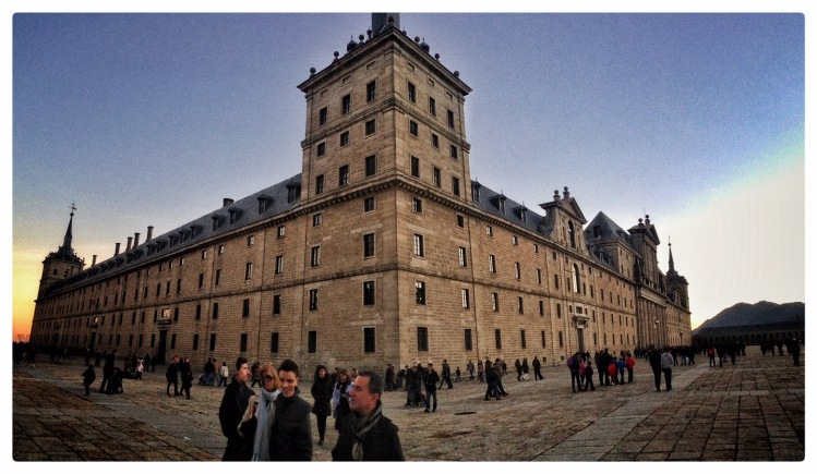 El Escorial, Madrid #Europe #Spain #Travel #Architecture