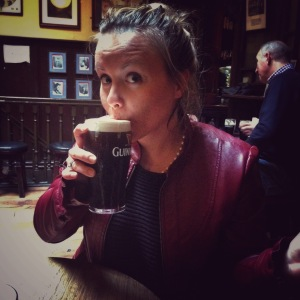 Guinness Beer in Dublin