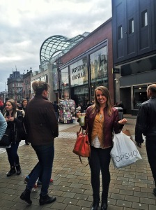 Shopping in Leeds