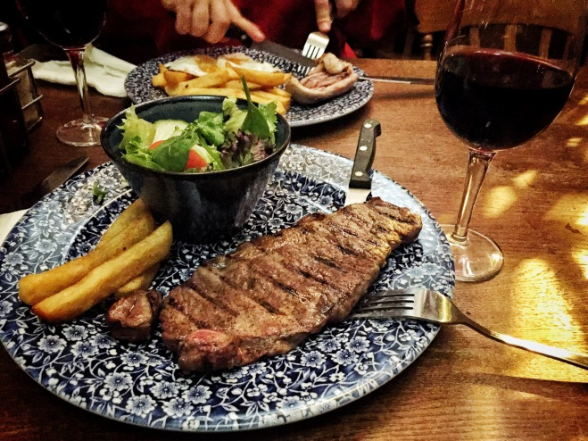 Wetherspoons Skinny Steak