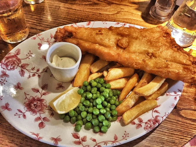 fish and chips deacon brodies