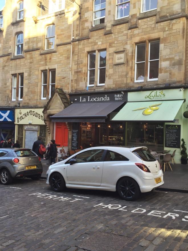 La Laconda Edinburgh